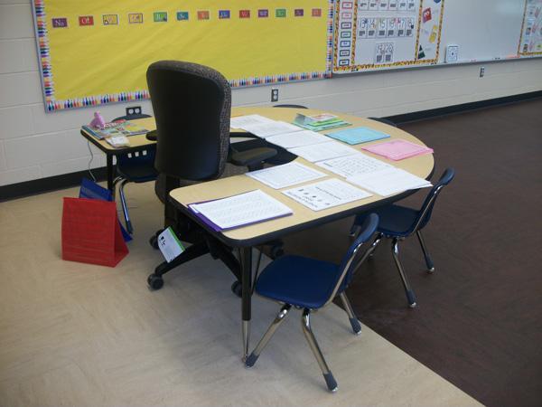 Teachers+Desk