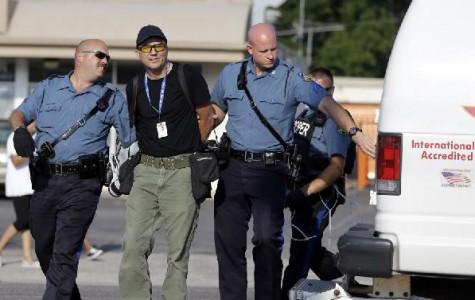 Journalists Under Attack