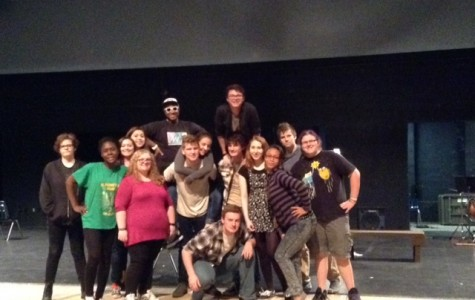 Drama Club is Taking the Stage by Storm