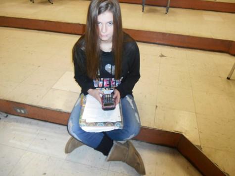 """World history because I don't like World History""- freshman Breanne Groves"