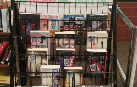 New Book Display in the IMC