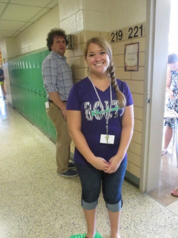Ms. Ashleigh Buehrer