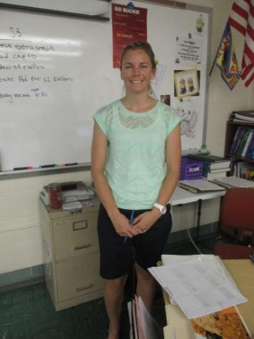 Ms. Kaleigh Baker