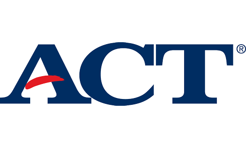 The ACT is an admissions requirement for most colleges (logo courtesy of ACT.org).