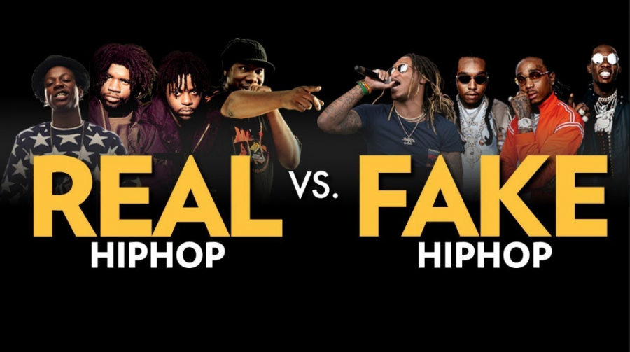 Representation+of+the+difference+between+real+rap+and+what+people+think+rap+is.+Image+courtesy+of+Google.
