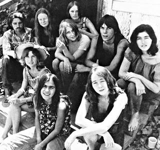 Charles Manson and the Manson Family