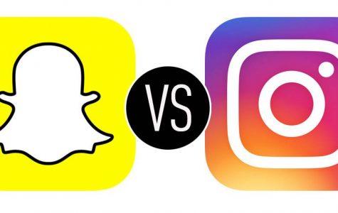 Instagram VS Snapchat in this round of Bolt Battles