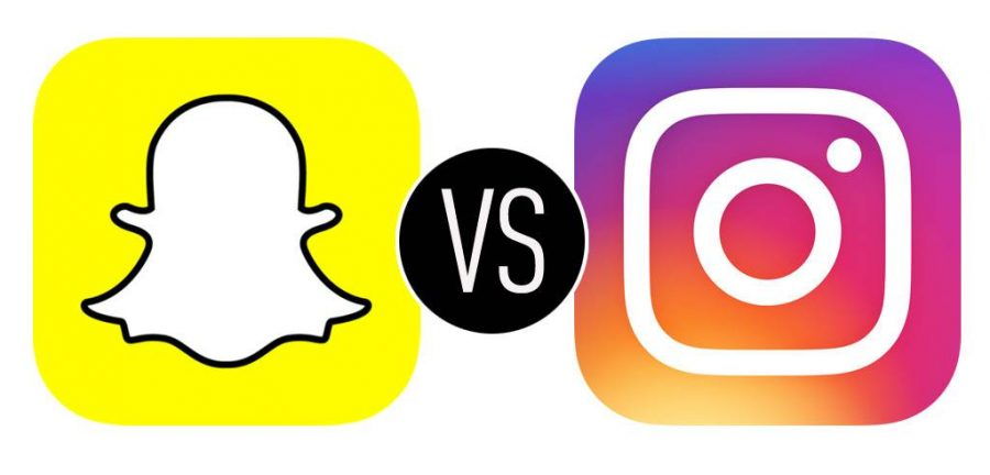 Instagram VS Snapchat in this round of Bolt Battles