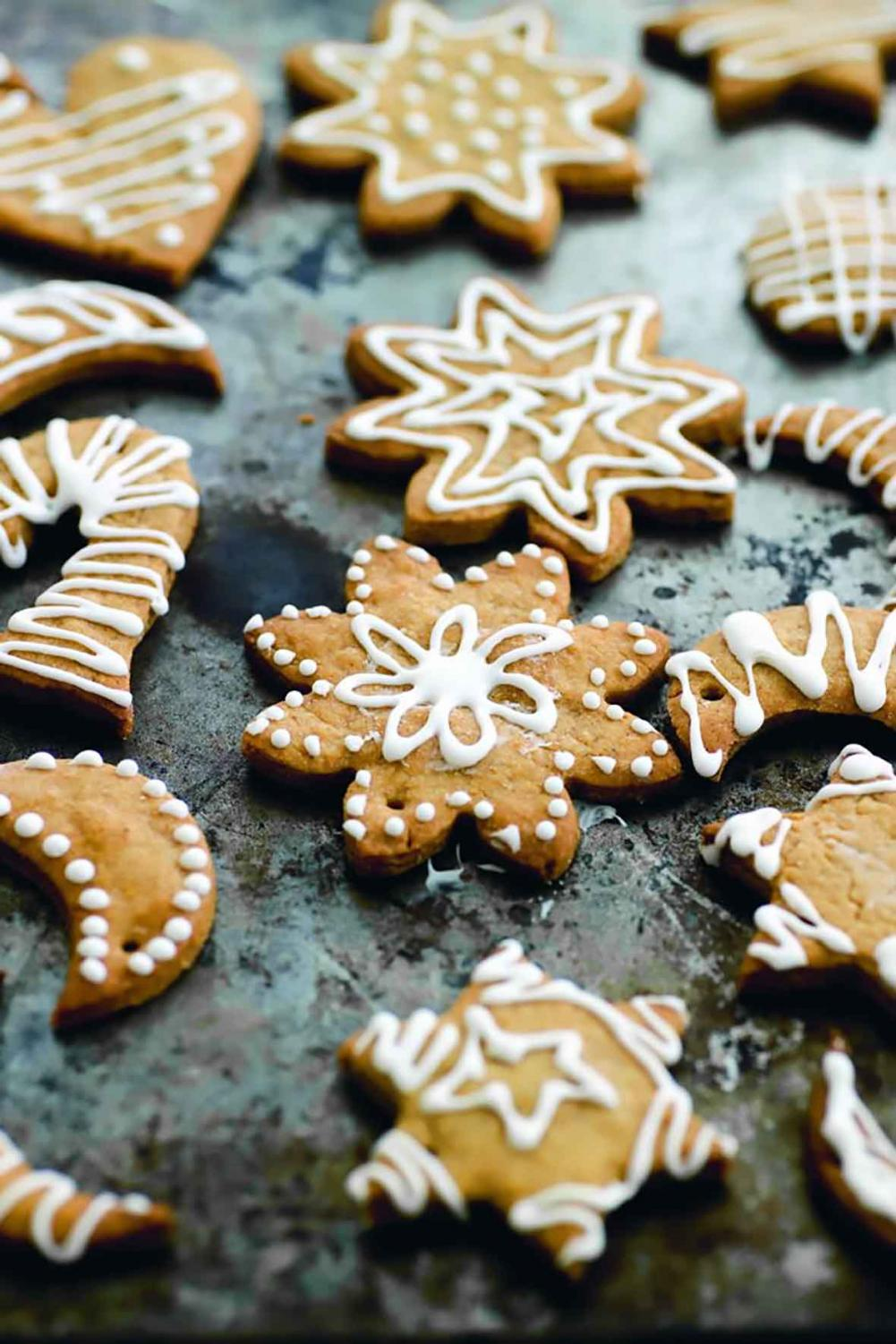 Which Christmas cookie matches your personality? (Photo courtesy of Leite's Culinaria)