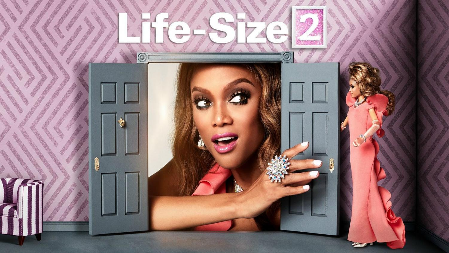 The movie poster for Life Size 2 starring Tyra Banks (courtesy of freeform.go.com).