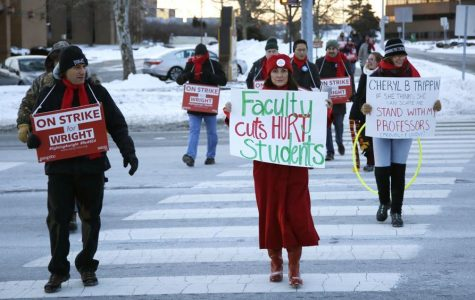 The Write State University Strike