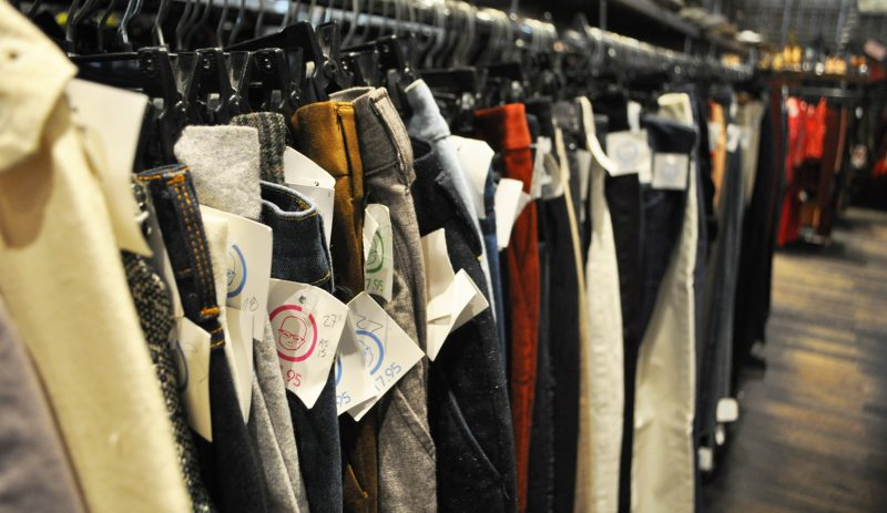 The Rise of Thrift Shopping