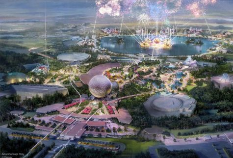 Epcot's BIG Changes