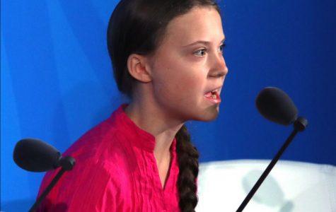 Greta Thunberg Gives Speech at U.N.