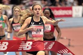 Mary Cain alleges abuse under Alberto Salazar (photo courtesy of IAAF).