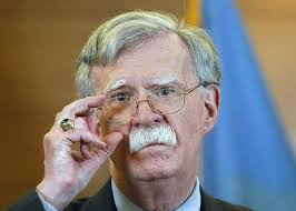 A picture of John Bolton