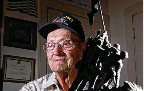 World War 2 Veteran Dies