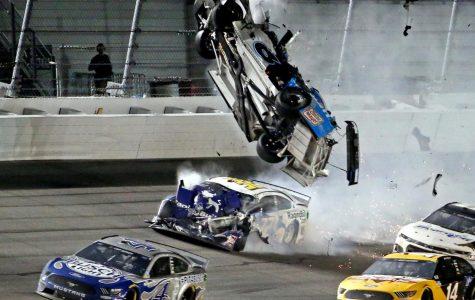 BREAKING NEWS: Daytona's Fiery Finish
