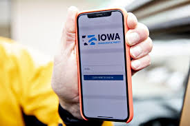 The Iowa Caucus app crash caused a delay in the results (photo courtesy of Forbes).
