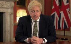 UK Prime Minister Imposes Harsh Lockdown  Starting off 2021