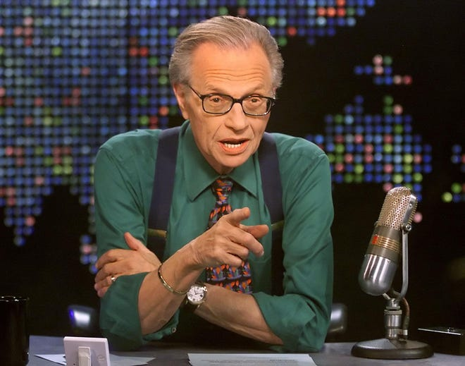 Larry King: A Profile