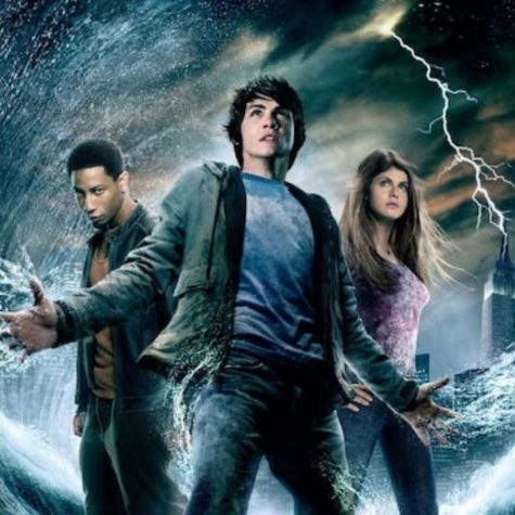 Percy Jackson Coming To Disney+