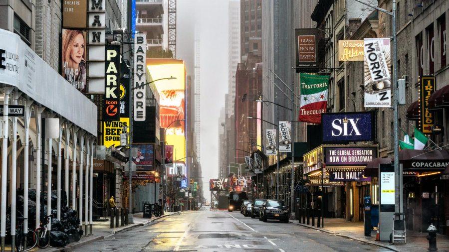 Broadway   New York Times