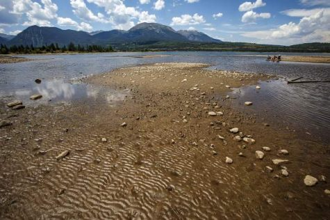 Colorado in drought