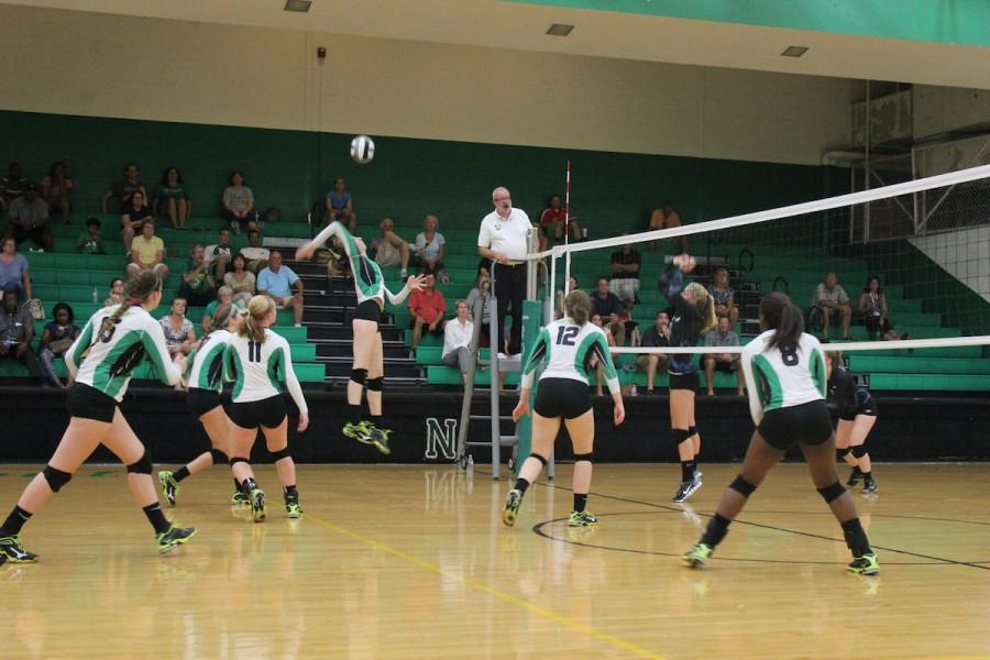 Girls' Varsity Volleyball