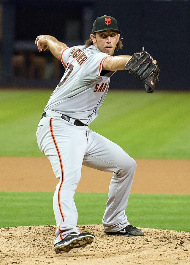 Madison+Bumgarner+of+the+San+Francisco+Giants+pitches+during+the+World+Series.+Photo+Courtesy+of+Flickr.