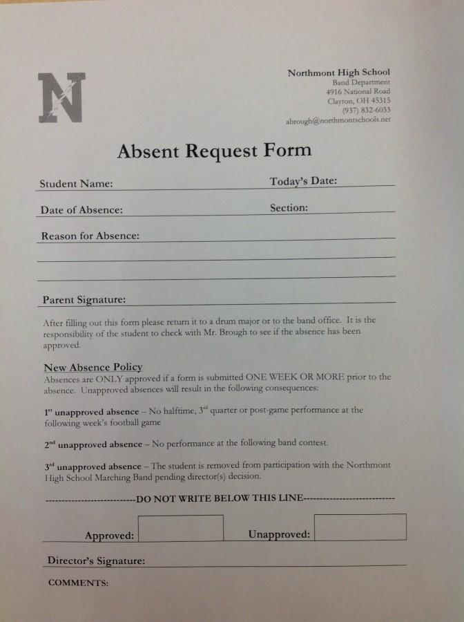 A+copy+of+the+Northmont+High+School+Band+Absent+Request+Form