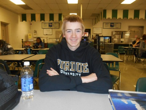 """I think that Spirit Week is a fun activity that gets to show off the pride that the students at Northmont have and how much we care about school spirit."" -junior John Ellingson"