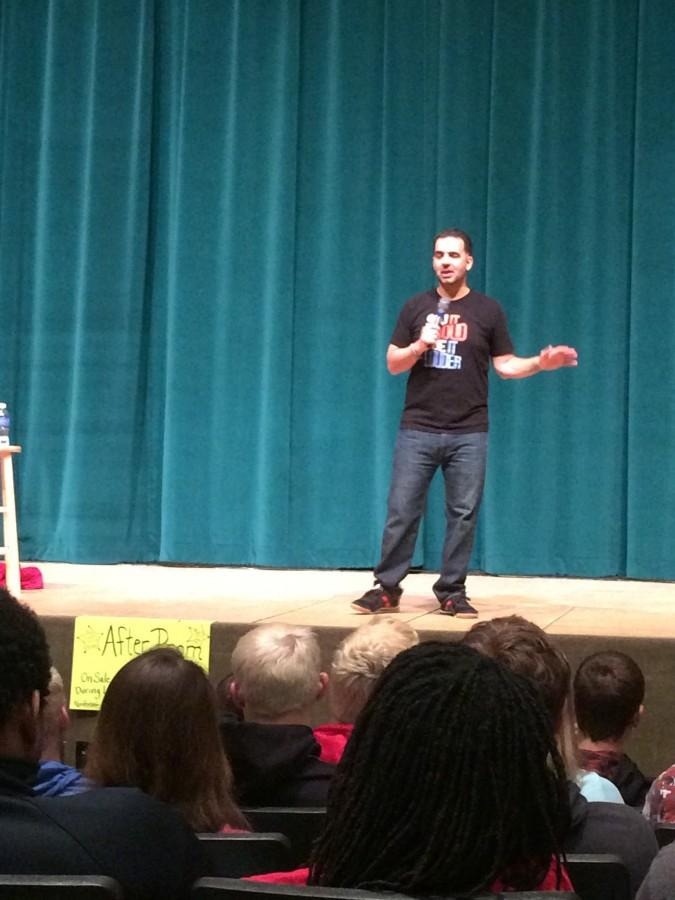 Javier Sanchez shares his message of hope for the future.