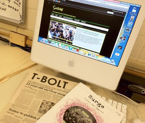 The T-Bolt Tribune and, its descendant, Surge.