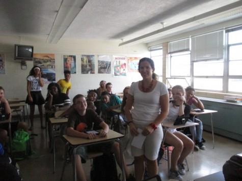 Mrs. Sarah Gosser