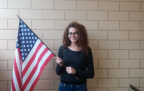Junior Bianca Gilliam-Beale watched the Dem Debate and questions statements made by the candidates.