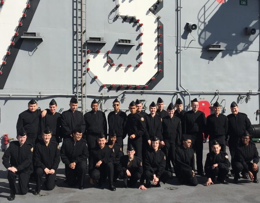 Group+one+on+the+USS+Washington