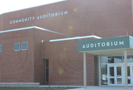 The+newly+named+Community+Auditorium.