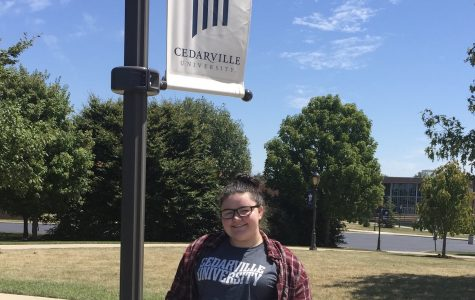 Senior Emily Roach plans to attend Cedarville University.