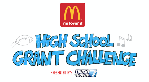 Winners of the High School Grant Challenge receive $10,000.