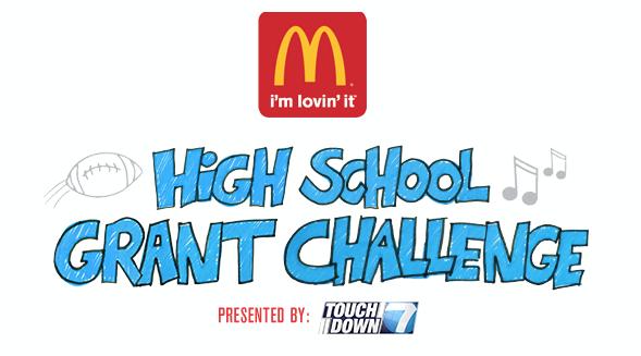 Winners of the High School Grant Challenge receive $10,000.