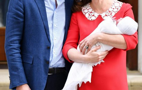 Kate Middleton, the Duchess of Cambridge, gave birth to the new prince on Monday (courtesy of People).