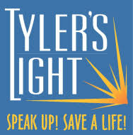 Tyler's Light strives to encourage anyone to speak up about addiction and save a life (courtesy of TylersLight.com).