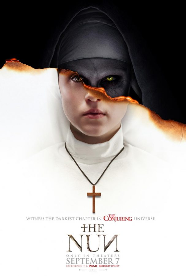 Movie Poster for The Nun (2018)