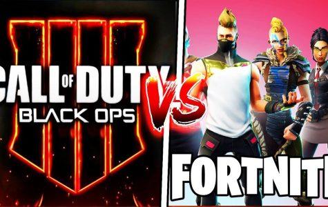 Bolt Battles – BO4 v Fort