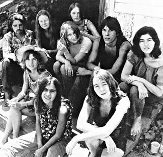 The Manson Family courtesy of The Manson Family Blog