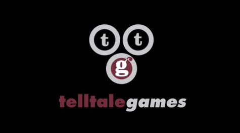 The logo for the popular  gaming company Telltales (courtesy of variety.com).