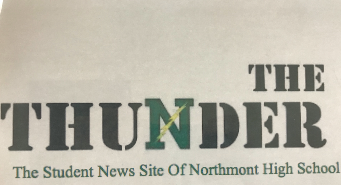 The Northmont Thunder logo