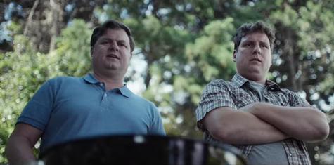 Screen capture of Gillette's commercial, photo courtesy of theconversation.com
