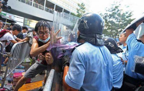Hong Kong Revolution!